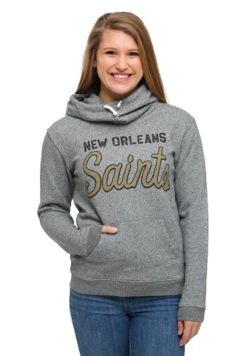New Orleans Saints Sunday Juniors Cowl Hoodie