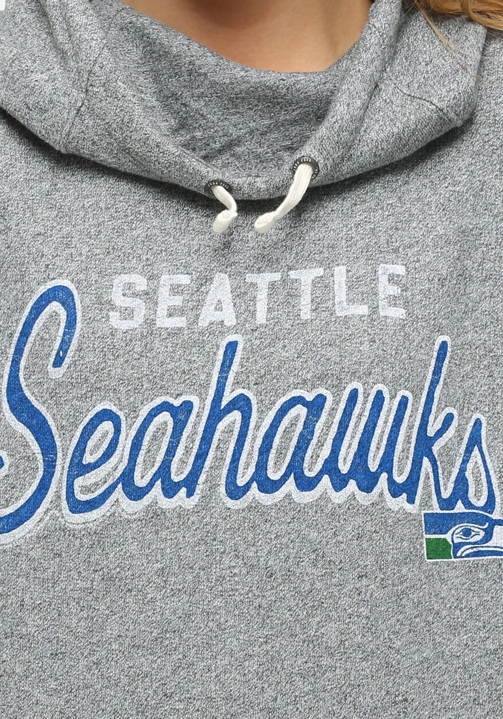 f8c4261d Womens Seattle Seahawks Sunday Cowl Hoodie