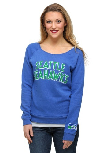 Womens Seattle Seahawks Champion Fleece