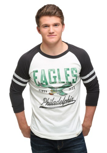 Men's Philadelphia Eagles All American Raglan