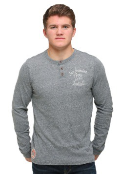 San Francisco 49ers Huddle Henley
