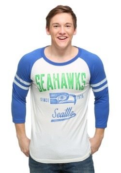 Men's Seattle Seahawks All American Raglan