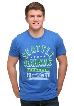 Men's Seattle Seahawks Kickoff Crew T-Shirt