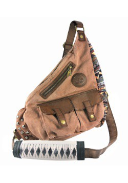The Walking Dead Michonne Katana Sling Bag