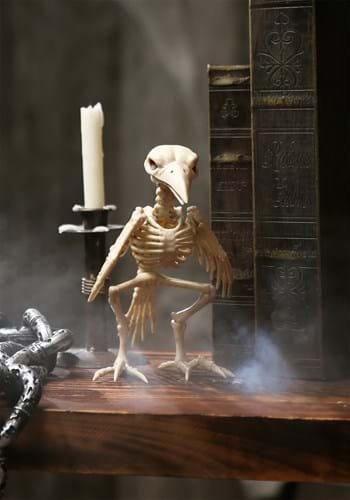 8 Skeleton Raven Prop
