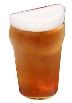 Half Pint Beer Glass