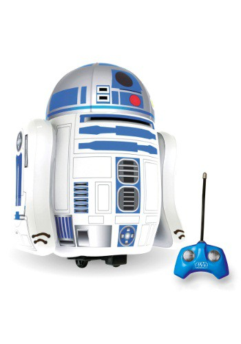 R2 D2 Inflatable Remote Control Toy