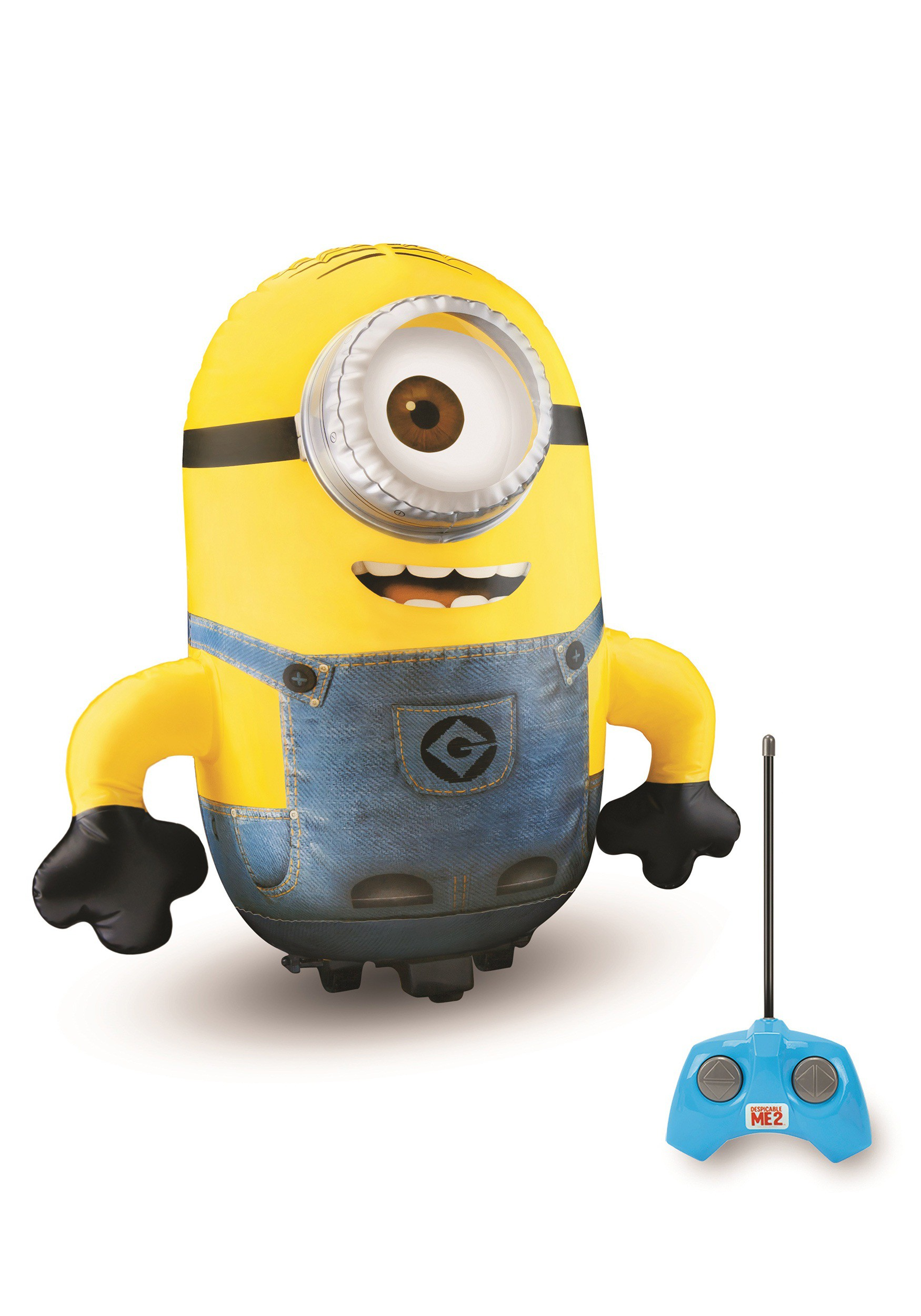 Stuart Minion Inflatable Remote Control Toy