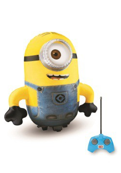 Stuart Minion Inflatable Remote Control Toy