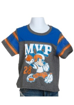 Toddler Boys Shirt - Mickey MVP