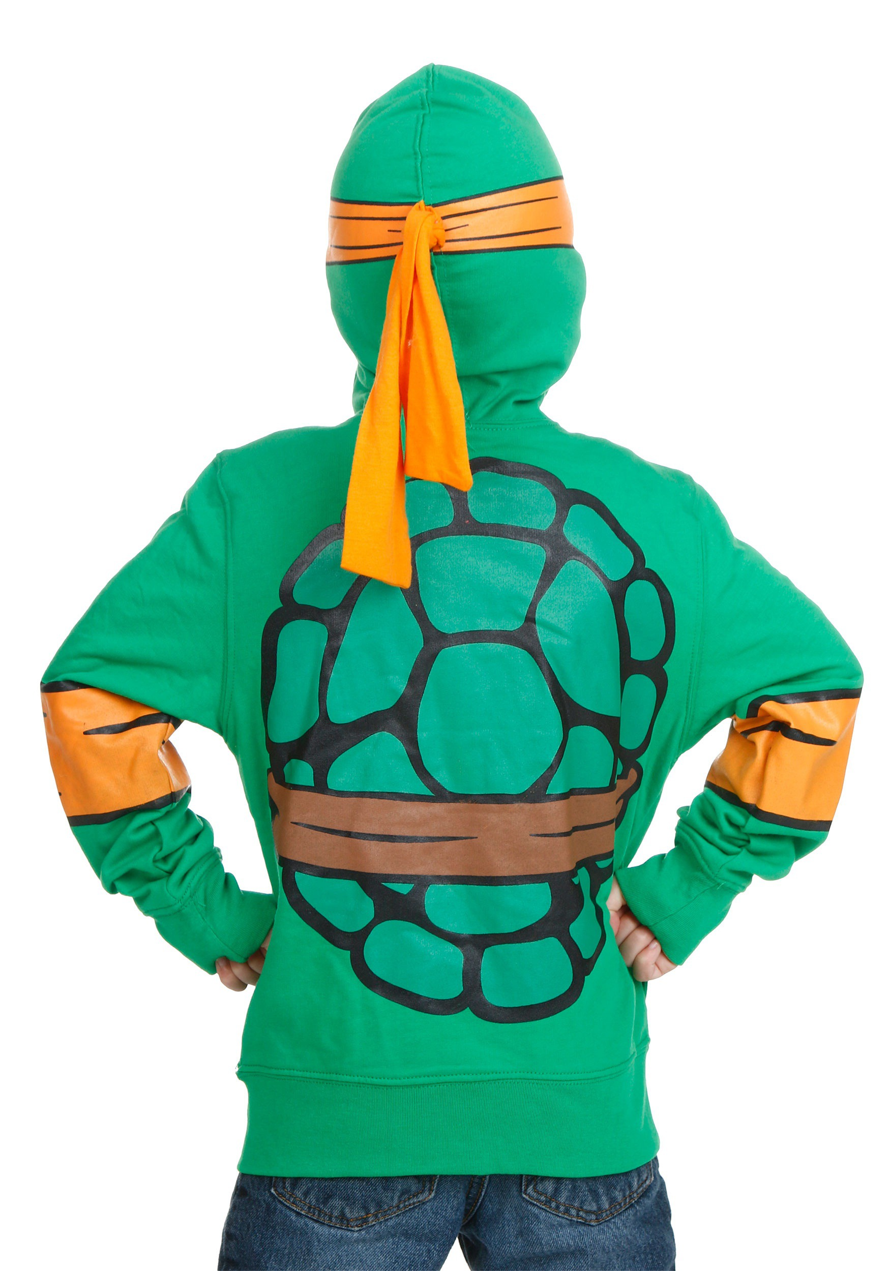 ... Boys TMNT Costume Hoodie3  sc 1 st  Fun.com : boys tmnt costume  - Germanpascual.Com