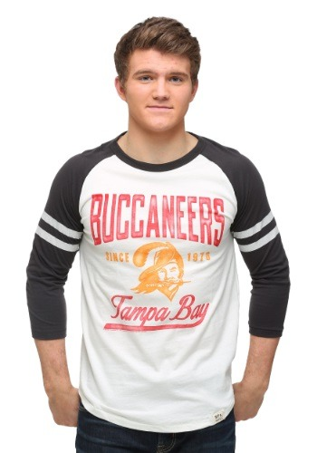 Men's Tampa Bay Buccaneers All American Raglan