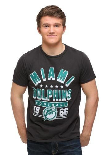Miami Dolphins Kickoff Crew Men's T-Shirt
