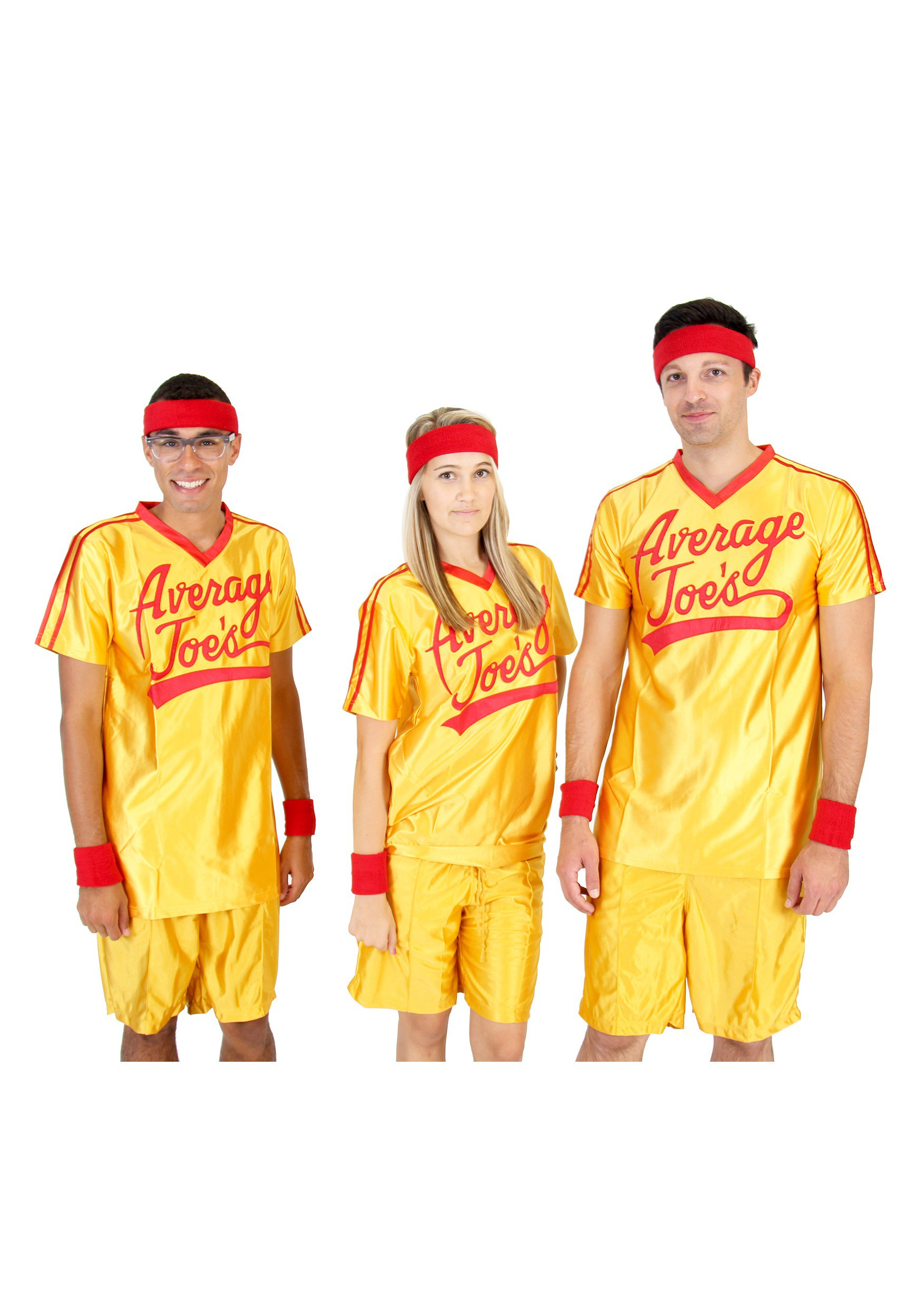 Dodgeball Jersey Adult Costume