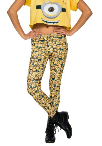 Womens Minion Leggings RU38049