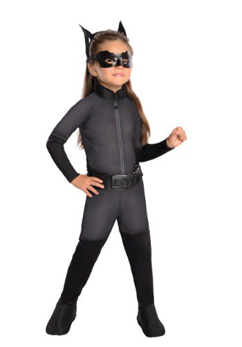Toddler Catwoman Romper Costume