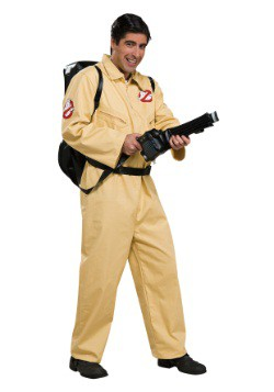 Adult Deluxe Ghostbusters Costume