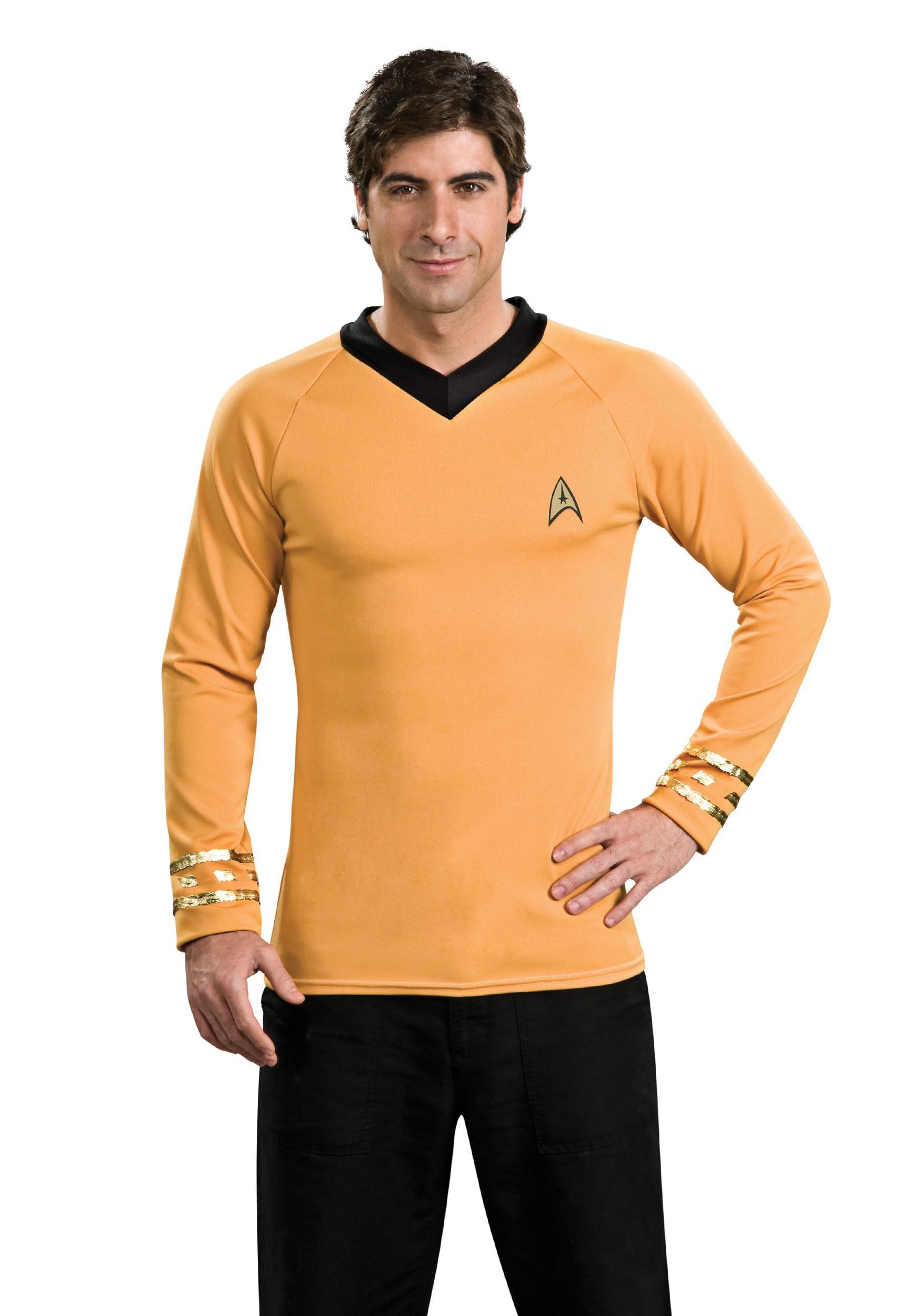 Adult Classic Star Trek Costume RU888982