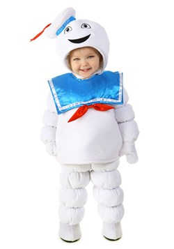 Kids Ghostbusters Deluxe Stay Puft Costume Update 1