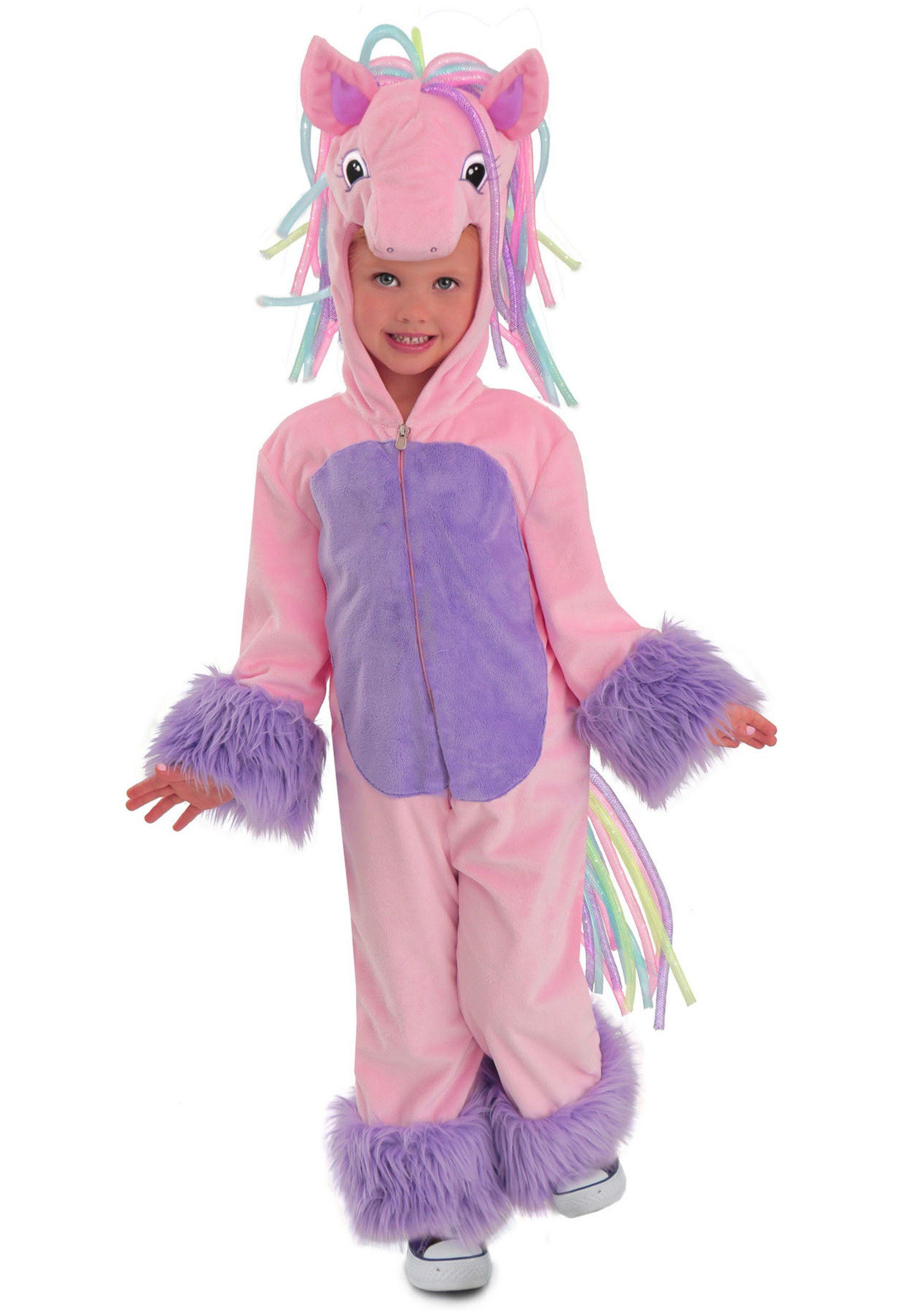Rainbow Pony Costume For Kids  sc 1 st  Fun.com & Child Rainbow Pony Costume