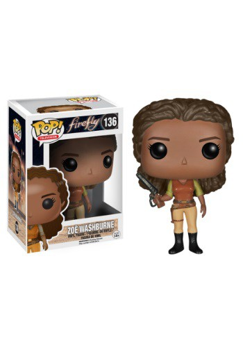 POP! Firefly Zoe Washburne Vinyl Figure