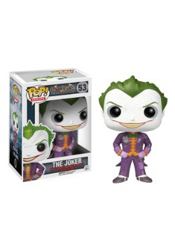 POP Arkham Asylum Joker Figure
