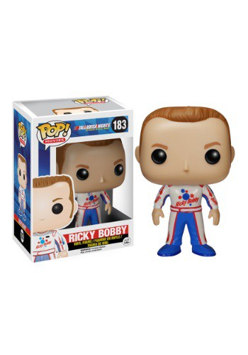 POP! Talladega Nights Ricky Bobby Vinyl Figure