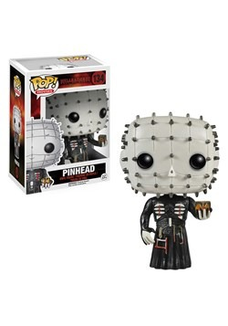 POP! Hellraiser Pinhead Vinyl Figure1