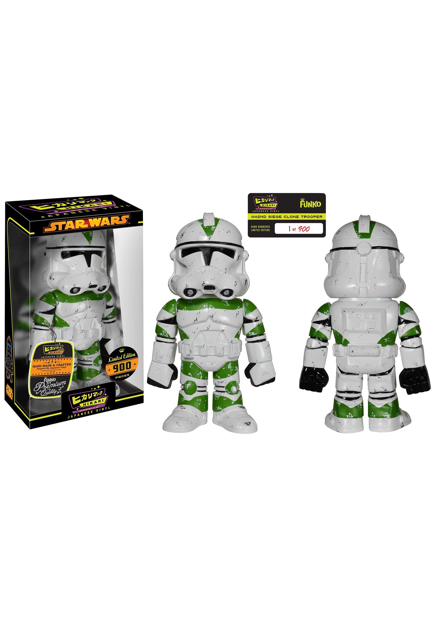 Star Wars Clone Trooper Hikari Premium Figure FN5830