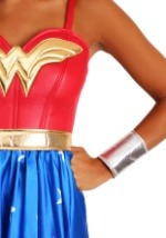 Deluxe Long Dress Wonder Woman Womens Costume-alt5