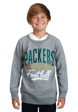 Kids Green Bay Packers Formation Fleece