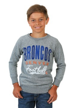 Kids Denver Broncos Formation Fleece Sweatshirt