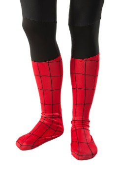 Spider Man Boot Covers for Kids
