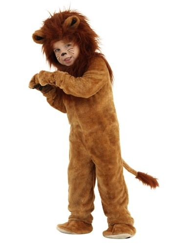 Deluxe Lion Toddler Costume