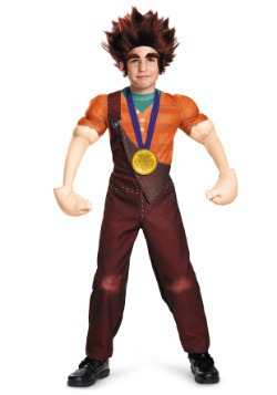 Kids Deluxe Wreck It Ralph Costume