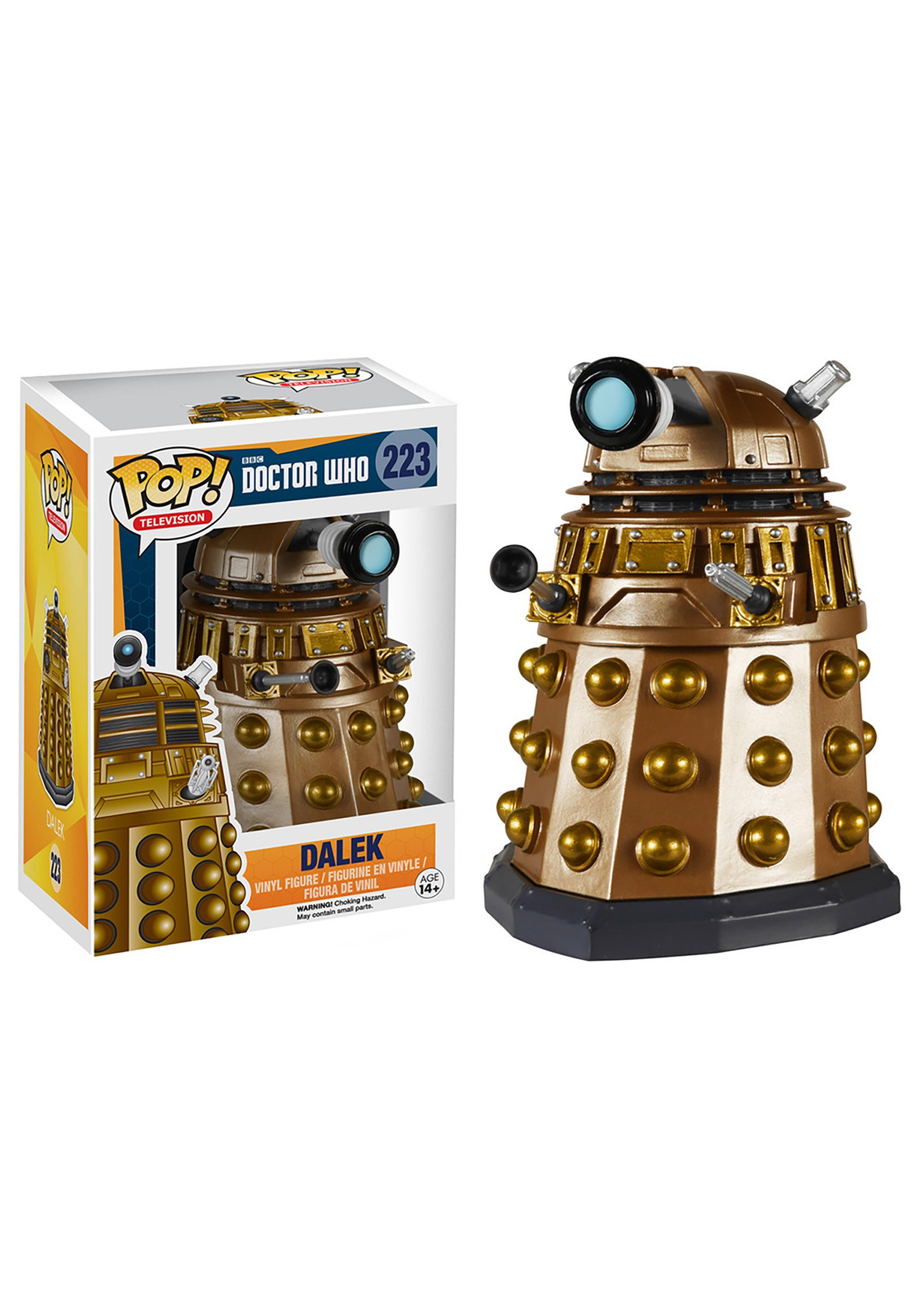 POP! Doctor Who Dalek Vinyl Figure FN4632
