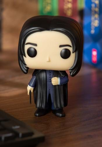 POP! Harry Potter Severus Snape Vinyl Figure
