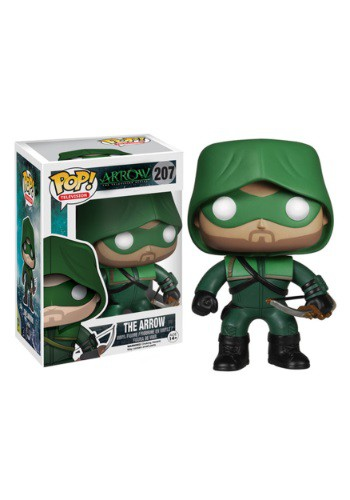 POP! Arrow the Hood Vinyl Figure