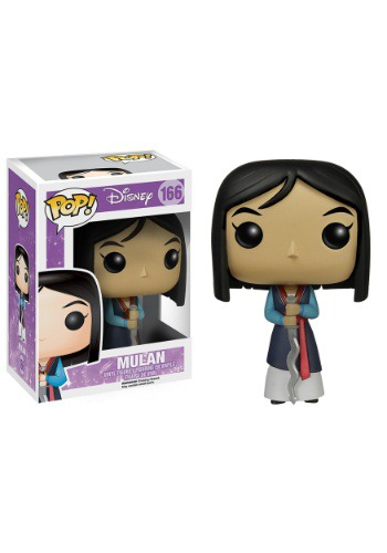 POP! Mulan Vinyl Figure