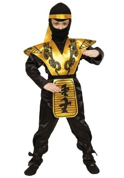 Boys Mortal Ninja Kombat Costume