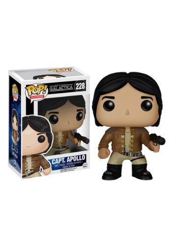 POP Battlestar Galactica Apollo Vinyl Figure FN5123-ST