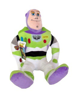 Toy Story Buzz Lightyear Pillow Buddy