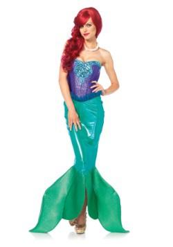 Deep Sea Siren Womens Costume