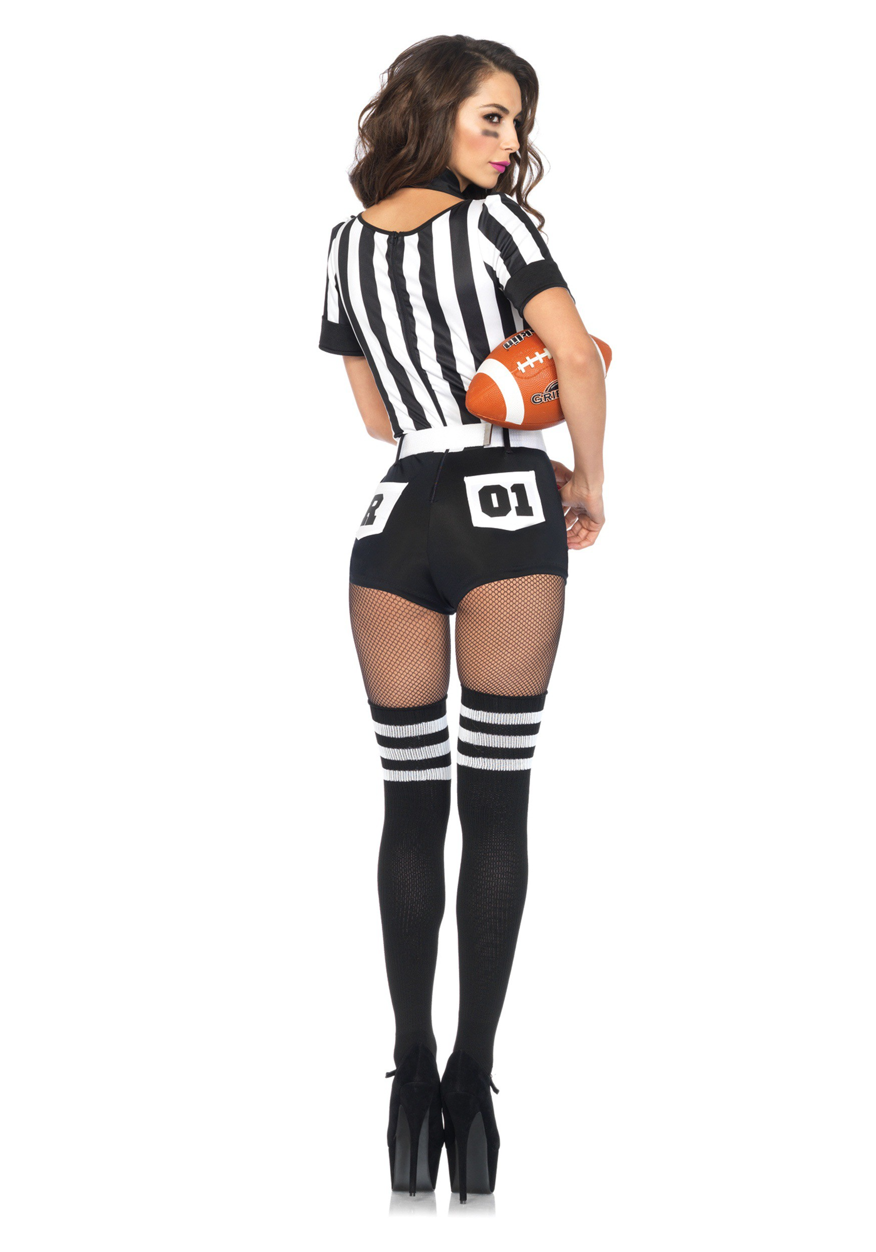 Referee outfit sexy