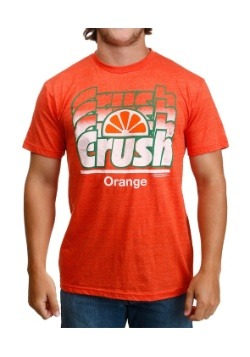 Vintage Orange Crush T-Shirt