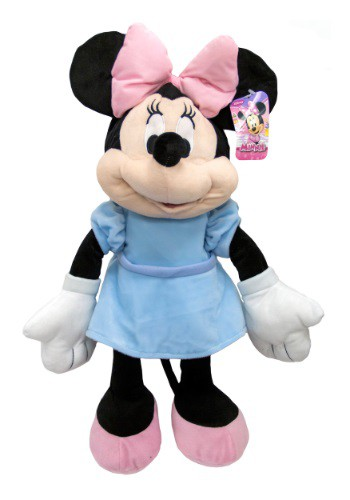 Blue Minnie Pillow Buddy