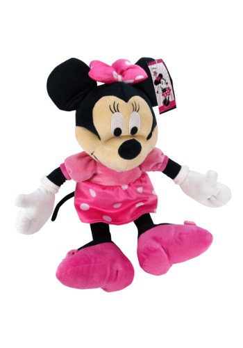 Pink Minnie Mouse Pillow Buddy