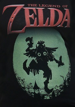 Legend Of Zelda Majora's Mask Juniors Racer Tank1