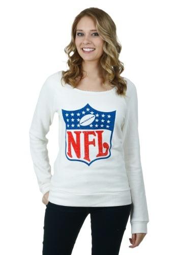 Juniors NFL Shield Pullover