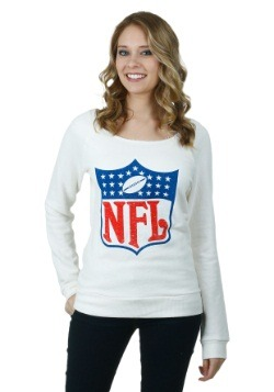Juniors NFL Shield Pullover